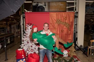Weihnachts Charity Fotoshooting Globus Neutraubling