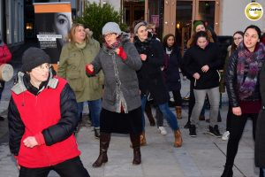One Billion Rising Regensburg 2018